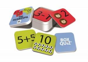 Box Quiz Tal Huskespil