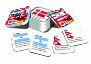 box quiz huskespil med flag