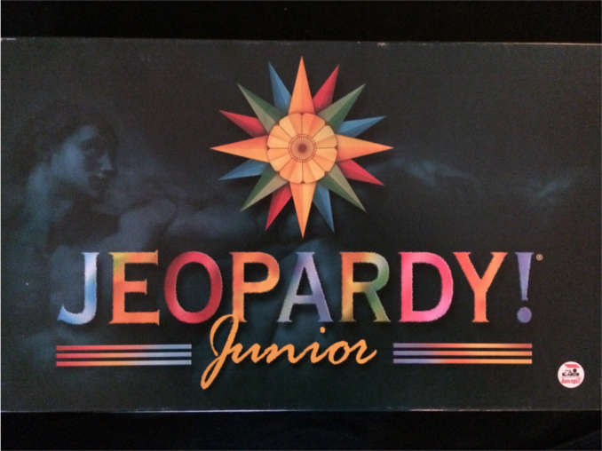jeopardy junior spil